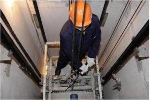 исследование оборудования лифтов